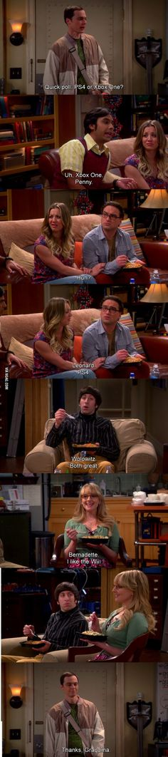 One of the best moments in The Big Bang Theory history