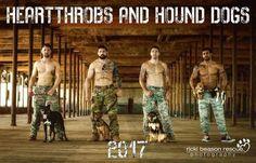 Kalender - Feuerwehrmänner ziehen sich aus - für obdachlose Hunde