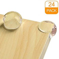 Baby Proofing Corners Safety Corner Protectors Desk Corner Edge Safety Guard Protectors for Furniture Against Sharp Corners 20Pcs with Strong Adhesive Tape Anlising Corner Protectors for Kids