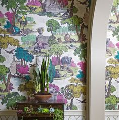 versailles grande, cole and son, wallpaper, - adorn.house