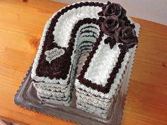 Penová torta, Autorka: Obertová Mária Cake, Desserts, Food, Tailgate Desserts, Deserts, Kuchen, Essen, Postres, Meals