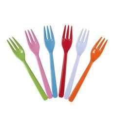 Melamine Baby Forks