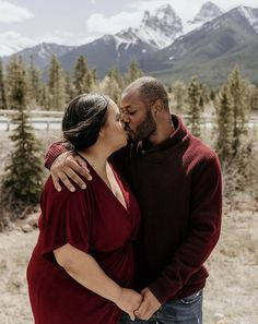Mountain Photography, Lifestyle Photography, Couple Photography, Engagement Photography, Photography Poses, Engagement Photos, Banff, Taking Pictures, Rocky Mountains