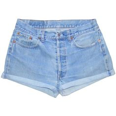 levi's 501 shorts ❤ liked on Polyvore featuring shorts, bottoms, pants and short
