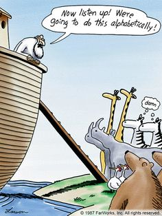 Visit the official online home of The Far Side comic strip by Gary Larson for your daily dose of Gary's classic cartoons. Funny Cartoon Pictures, Cartoon Jokes, Funny Cartoons, Funny Jokes, Hilarious, Funny Pics, Funny Stuff, Gary Larson Cartoons, Gary Larson Comics