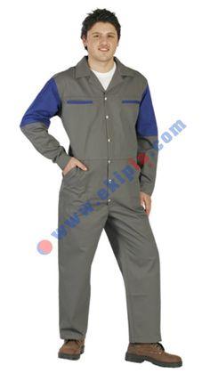 İş Elbiseleri, İş Tulumu,işçi Tulumu, Kod : 1051