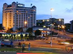 Douala is considered as one of the most enjoyable city of Cameroon, West Central Africa. The city is established as an excellent regional hub for international trade, air and shipping transport.