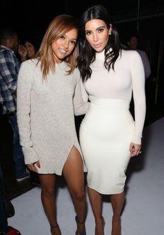 Kim Kardashian West Fashion Style : Photo