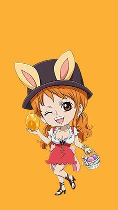 All Anime, Anime Chibi, Anime Art, Nami Swan, Nami One Piece, Dope Art, Kawaii, Cartoon, Wallpaper