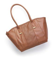 Chic Trapezoid Handbag