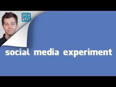 Blijf bewust over wat je allemaal plaatst op sociale media! Bekijk het social media experiment.#Mediawijsheid