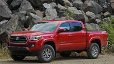 Considering the new 2016 #Toyota #Tacoma? Check out this first drive review from Autoblog.com http://www.autoblog.com/2015/08/17/2016-toyota-tacoma-first-drive-review-video/