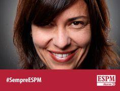 Joanna Monteiro é eleita a mulher mais criativa do mundo. Joanna é alumn ESPM!