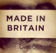 John Smedley Knitwear, Made in Britain