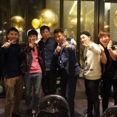 #BIGBANG ♥️ #OT5 ❤️ #빅뱅 ❣️ #everlasting ❤️ #Jiyong #Seungri #Youngbae #Tabi #Daesung ♥️ #DLITE #TOP #TAEYANG #VI #GDRAGON ❣️#빅뱅 #강대성 #이승리 #지용 #동영배 #최승현