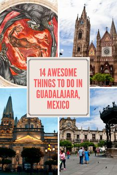 Guadalajara, Mexico may be the second largest city in the country, and the home of the mariachi, but it is often overlooked as a tourist destination. However, after spending some time experiencing all the things to do in Guadalajara we have no hesitation putting it on the list of places to go in Mexico. You should too! via @livedreamdiscov