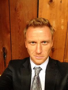 Grey's Anatomy's Kevin McKidd Is King of the Selfie — See His Self-Portraits! (PHOTOS)