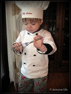 Little chef - for Charlie next year? @Kathryn Marsh