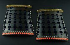 Mid Edo Period Samurai -Dragon- Gusoku [Full Dress]