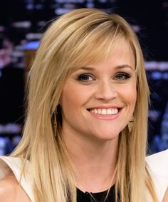 5 Photos That Prove Easy, Versatile Bangs Exist  - Reese Witherspoon from InStyle.com