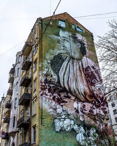 I travelled to Kiev Ukraine in November 2016. I didnt do much research beforehand and in my mind Kiev was a city that existed mostly out of grey multistory apartment blocks. I was surprised to find out that this was not at all the case! Kiev is a city with a wide diversity of architectural styles from various periods of time. The best European Russian and Ukrainian architects and artists worked on the buildings of the capital of Ukraine.  During last couple of years Street artists from all…
