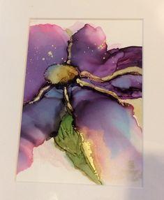 Original Art, Alcohol, Watercolor, Ink, Artist, Design, Rubbing Alcohol, Pen And Wash, Watercolor Painting