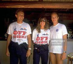 August 05, 1985 Off-shore 'Monaco-St.Tropez-Monaco' In Saint Tropez, France