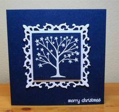 Chic Navy and White by susanbri - Cards and Paper Crafts at Splitcoaststampers
