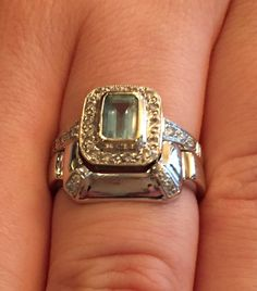 An Art Deco style handcarved white gold with diamonds wedding ring Bespoke Jewellery, Diamond Wedding Rings, Art Deco Fashion, Hand Carved, White Gold, Diamonds, Diamond Wedding Bands, Diamond