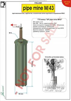 финская мины устройство Ww2 Weapons, Military Weapons, Things To Know, Things That Bounce, Military Engineering, Writers Notebook, Military Equipment, Guns And Ammo, Survival Gear