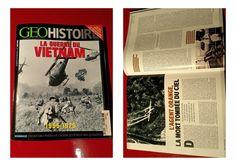 La guerre du Vietnam, l'Agent Orange... Une guerre sans fin...
