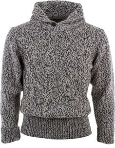Victory Shawl Sweater by North Sea Clothing