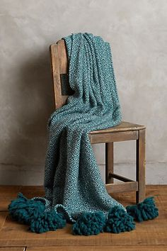 Temple Bells Throw - anthropologie.com #anthrofave