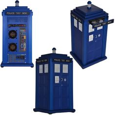 Doctor Who TARDIS PC