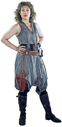 'Doctor Who' Cosplay: How To Dress Like River Song