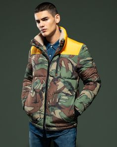 c4edd3bec381 Jackets by Superdry. Made with style and built for those that live every  day in