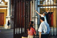 Magnum Photos - Alex Webb SPAIN. Seville. 1992.