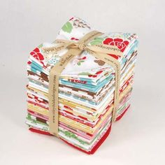 Sew Cherry Fat Quarter Bundle  Impossible to by 44thStreetFabric