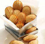 Honey-Spiced Madeleines