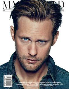 Alexander Skarsgard - Man World
