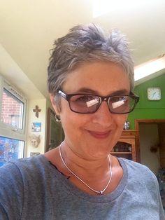 Week 19 AKA The day Liz became a grey pixie