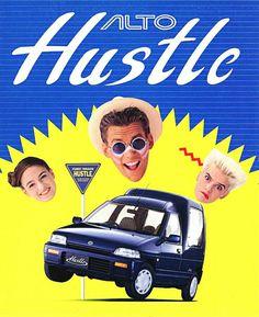Suzuki Alto Hustle