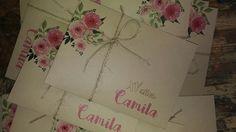 Invitaciones XV Años #papellion