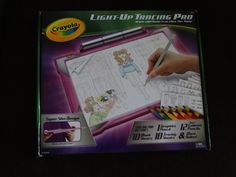 Use this light-up tracing pad to create tactile images with students who are visually impaired.