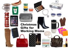 The best Christmas gifts for working moms