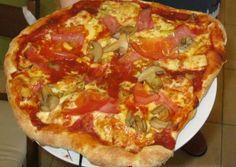 Ζύμη για πίτσα στο σπίτι, όπως στην πιτσαρία Cookbook Recipes, Pizza Recipes, Cooking Recipes, Greek Recipes, Italian Recipes, Food Network Recipes, Food Processor Recipes, The Kitchen Food Network, Home Food