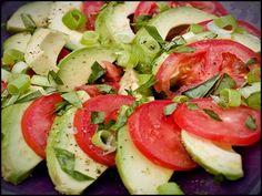 Mr. Kate   heat wave salads