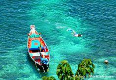 Koh Tao Beach, Thailand