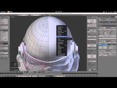 Blender -- Hard Surface Modeling Techniques by Ben Blease - YouTube