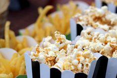 Easy Buffalo Popcorn   Spiced